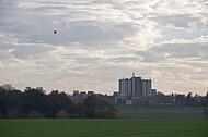 Wolkenhimmel über Bielefeld