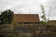 Natusteinmauer