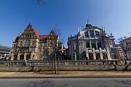 Altes Rathaus und Theater