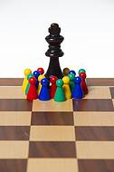 Vielfalt schützt den König