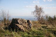 Steinige Landmarke