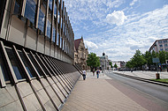Fassade Neues Rathaus