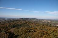 Blick von der Hünenburg
