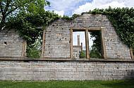 Ruine im Ravensberger Park